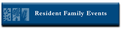 Resident Family Events